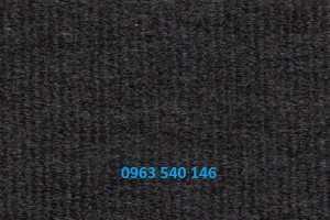 Thảm nỉ giá rẻ màu đen