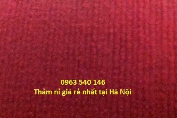 Chuyên cung cấp thảm nỉ trải sân khấu, sự kiện tại Hà Nội.