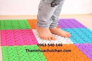Thảm tấm ghép chống trơn