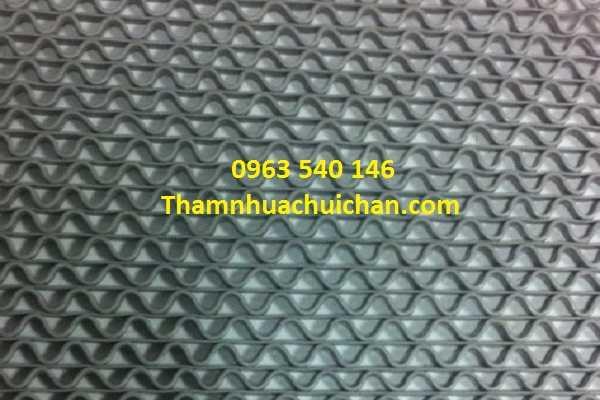 Thiết kế 2 mặt thông nhau của tấm thảm chống trơn nhà tắm