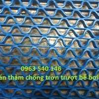 Cung cấp thảm chống trơn bể bơi giá rẻ nhất