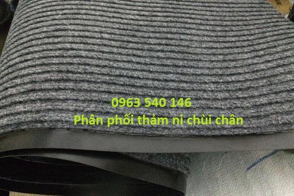 Phân phối thảm lau chân đế cao su tại Hà Nội giá rẻ - chất lượng tốt.