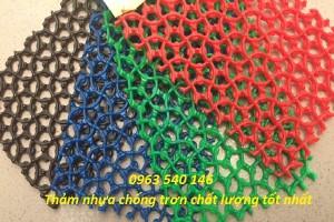 Tổng kho thảm nhựa chống trơn bể bơi