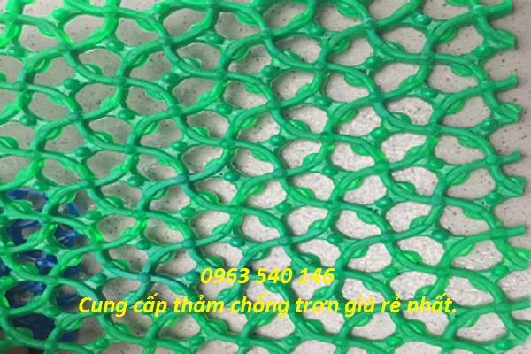 Tổng kho thảm nhựa chống trơn tại Hà Nội.