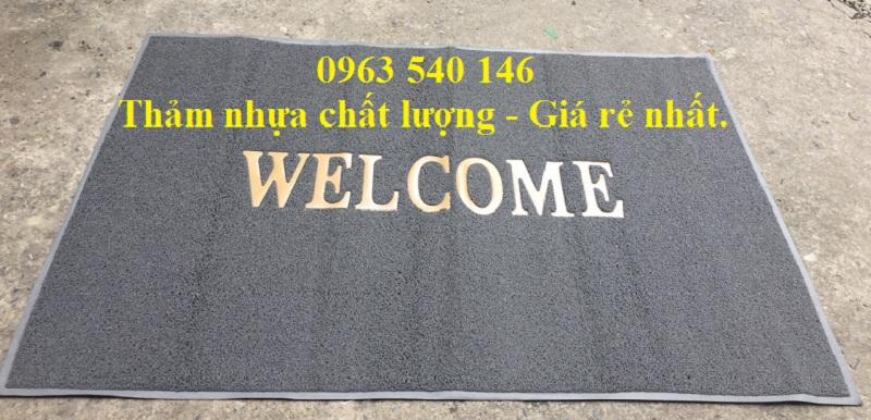 Tấm thảm có gam màu ghi xạnh sẽ. luôn là sự lựa chọn hàng đầu của quý khách hàng.