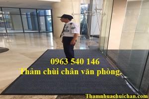 Thảm chùi chân sảnh văn phòng tại Hà Nội