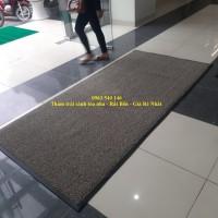 Thảm chùi chân nhựa cao su rối chất lượng, giá thành rẻ nhất tại Hà Nội.