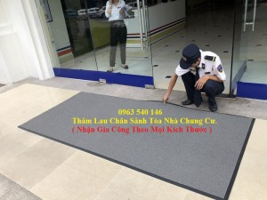 Thảm Lau Chân Sảnh Tòa Nhà Chung Cư, Văn Phòng